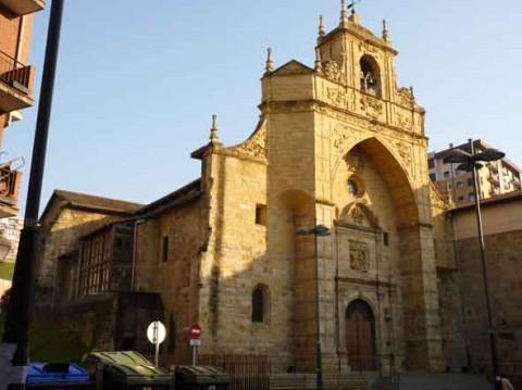 guia bilbao 11 ENCARNACION11 480x359 Iglesia y claustro de la Encarnación