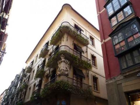 guia bilbao 15 ALLENDESALAZAR21 480x359 Palacio Allendesalazar (calle Correo Victor)