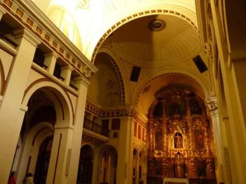 guia bilbao 20 JUANES4 480x359 Iglesia de los Santos Juanes