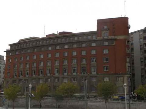 guia bilbao 23 aznar07 480x359 Aznar Ship Company Headquarters