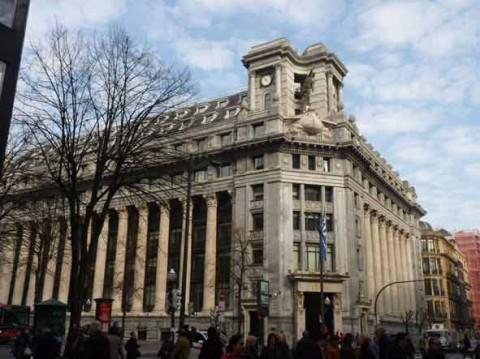 guia bilbao 33 BBV11 480x359 Edificio del Banco de Bilbao (BBVA)