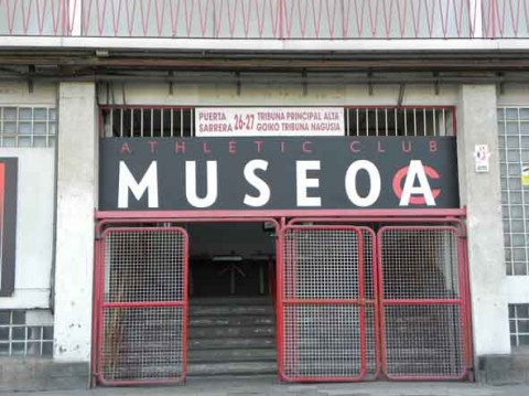 guia bilbao 6 museoathletic041 480x359 Museo del Athletic Club