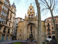 guia bilbao 9 SAN VICENTE2 200x150 Iglesia de San Vicente Mártir