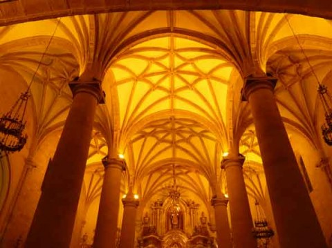 guia bilbao 9 SAN VICENTE4 480x359 Iglesia de San Vicente Mártir