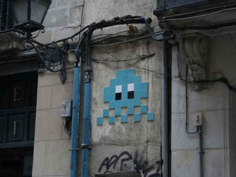 guia bilbao 9 spaceinvaders04 480x359 Space Invaders