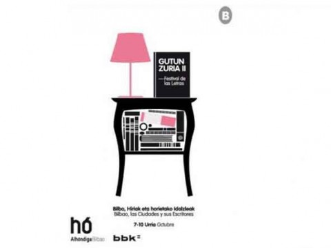 "guia bilbao 4 gutunzuria01 480x359 Festival Literario ""Gutun Zuria"" (Marzo Abril)"