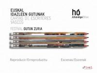 """guia bilbao 4 gutunzuria03 200x150 """"Gutun Zuria"""" Literary Festival (March April)"""