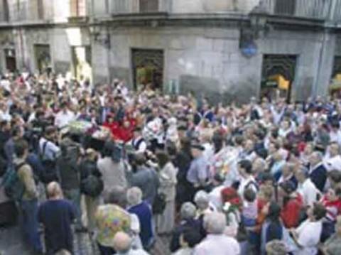 guia bilbao 8 diadeltxikitero02 480x359 Saint Mary's Day (October 11th)