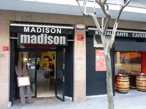 guia bilbao 1 madison05 480x359 Restaurante Madison
