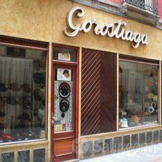 7c552e7f79fa5 SOMBRERERÍA GOROSTIAGA - BOINAS ELOSEGUI - Guía I Like Bilbao